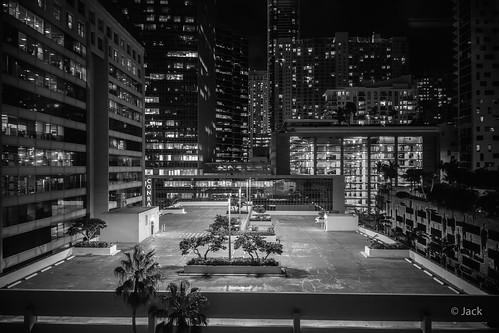 Miami mood - roof park
