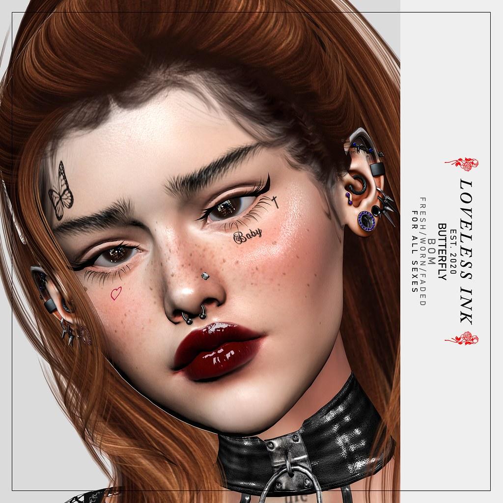 Loveless Ink – Butterfly