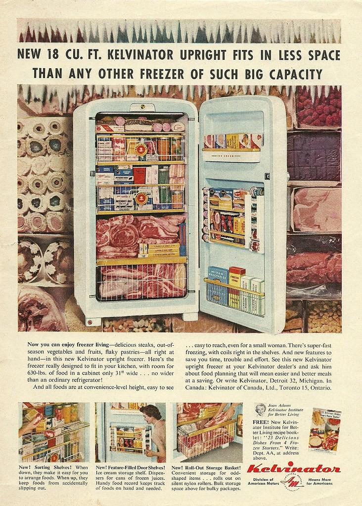 Kelvinator 1955