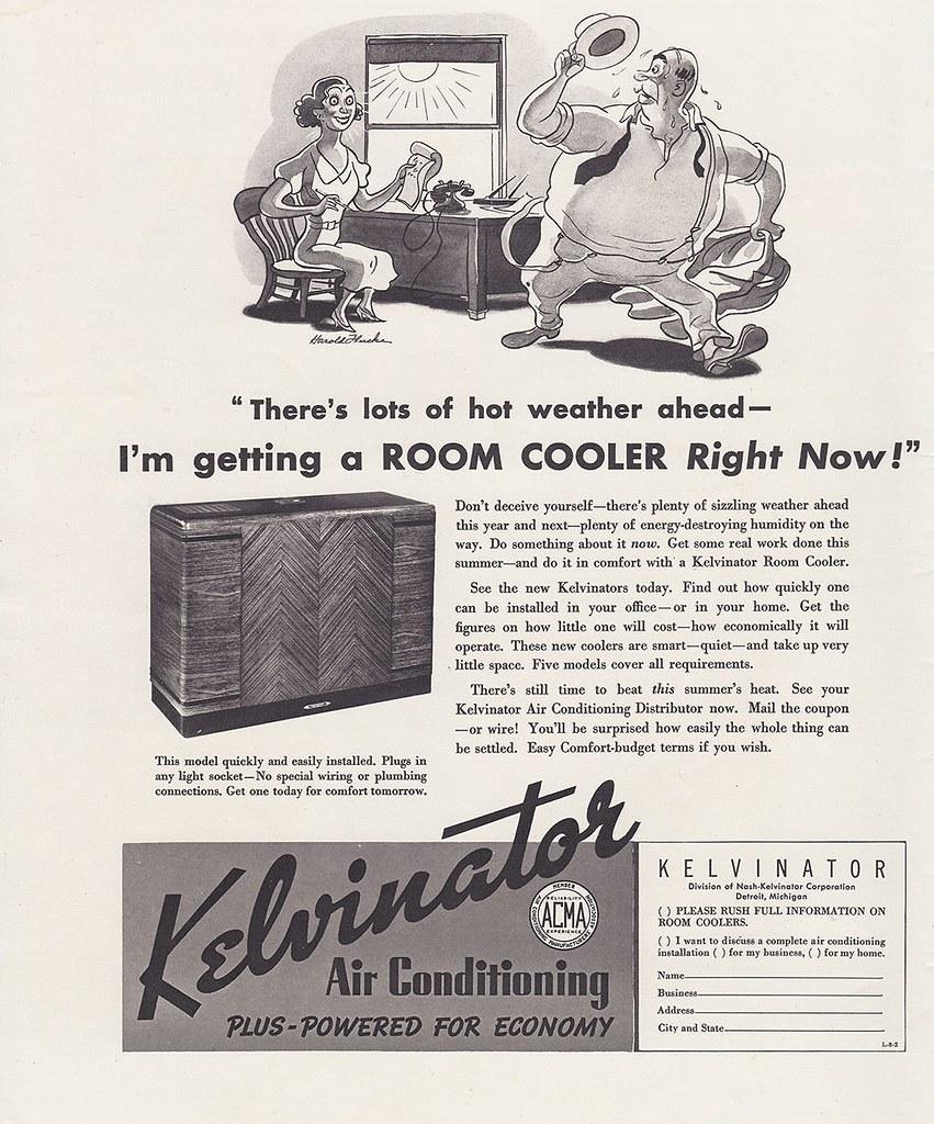 Kelvinator 1937