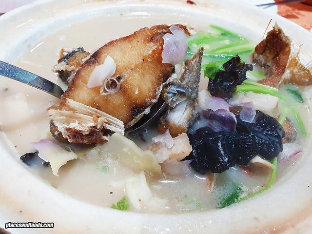 restoran meng heong fish claypot