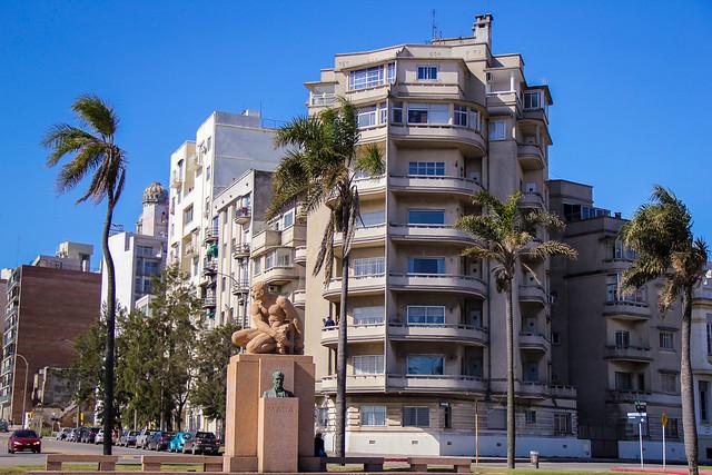 Rambla Gran Bretaña   Montevideo