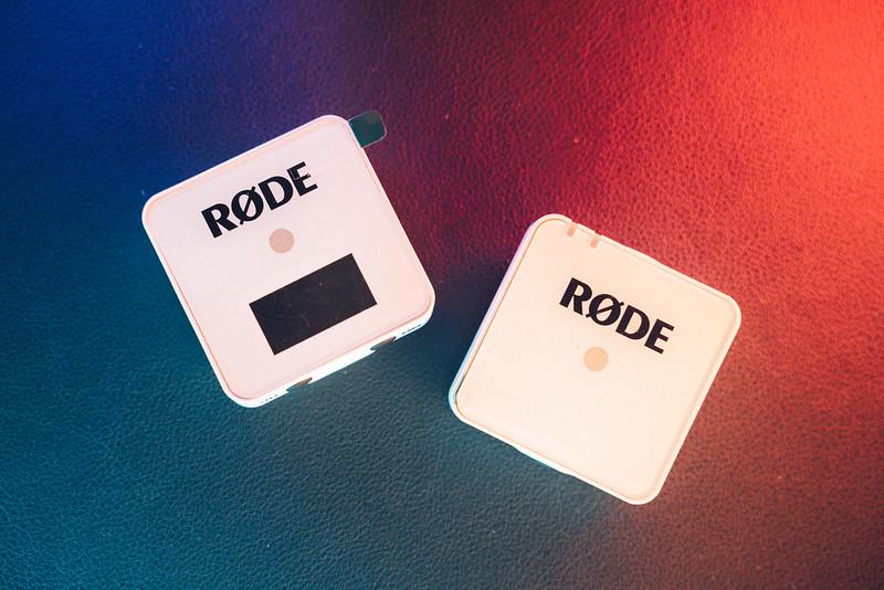 RODE WIRELESS GO|WHITE 白色限定版