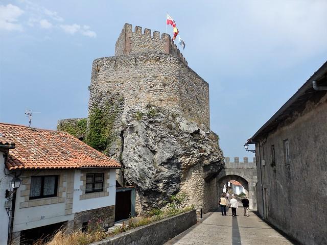 Castillo del Rey - San Vicente de la Barquera- Cantabria