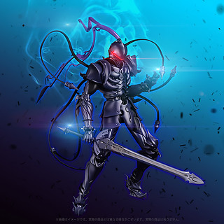 Arrrrrrthurrrrrrrrr!千值鍊《Fate/Grand Order》Berserker/蘭斯洛特  可動人偶(バーサーカー/ランスロット アクションフィギュア)