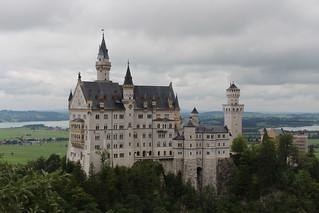 Allemagne - Bavière - Neuschwanstein