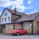 Ex Strettles Bar in Preston