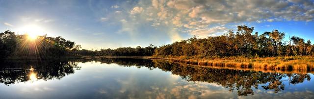 Scenes of the Blackwood River - Augusta