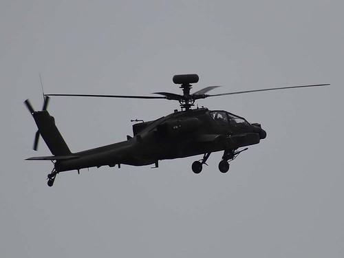 ZJ191 Apache AH.1 Wattisham 7-7-20