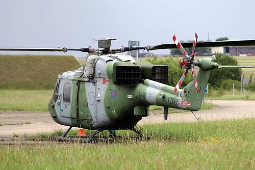 XZ605/L Lynx AH.7 Wattisham 7-7-20