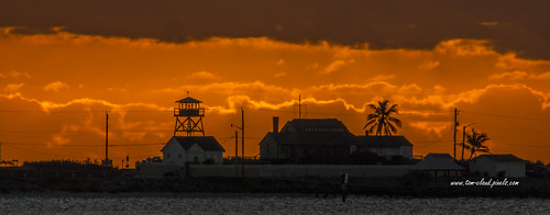 sun sunrise clouds cloudy weather orange sky fiery silhouette pano panorama nature mothernature outdoors houseofrefuge hutchinsonisland stuart florida usa