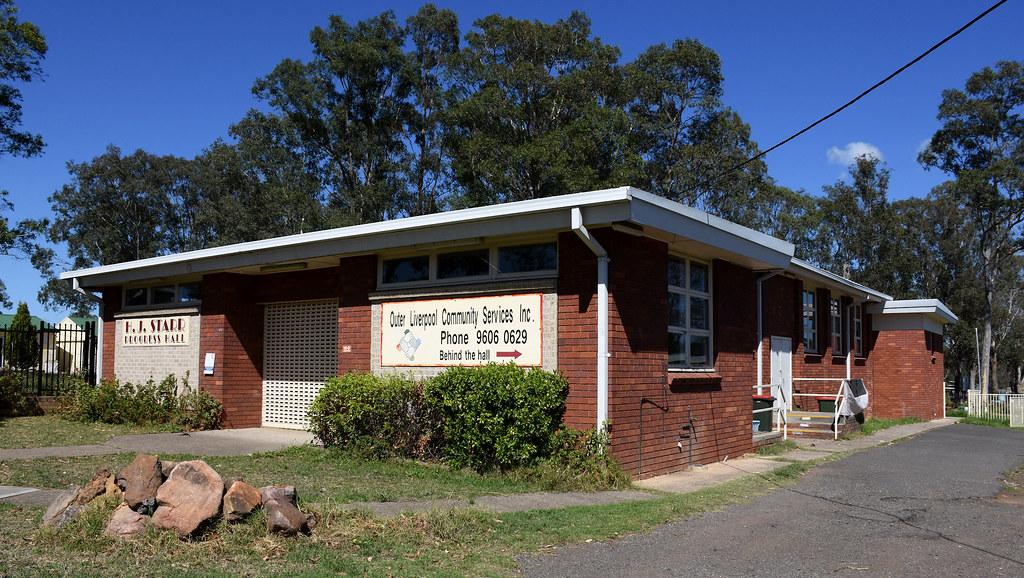 H J Star Progress Hall, Austral, Sydney, NSW.
