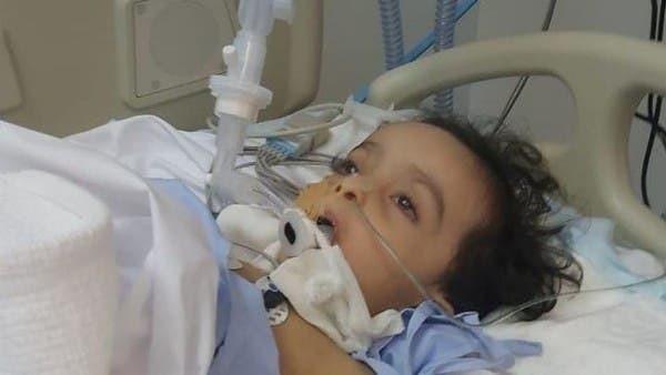 5681 Saudi child dies after swab stick breaks inside his nose 01
