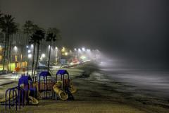 O'Side Foggy Beach 7-3-6-20-80D-70X300