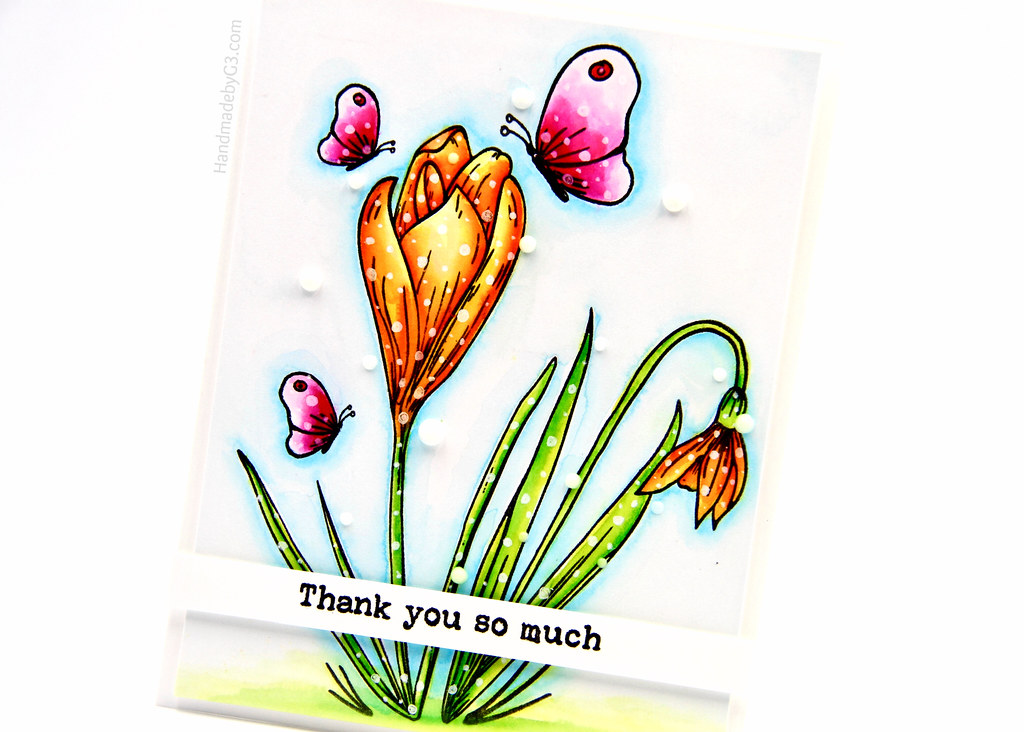 Thanks So  Much card closeup2