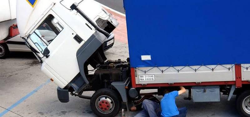 Diesel Repair Shop