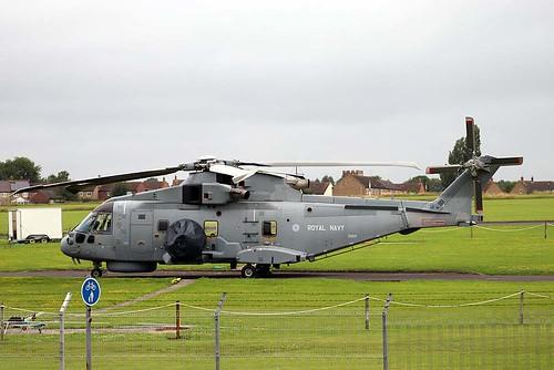 ZH829 Merlin HM.2 Yeovil 8-7-20
