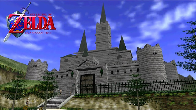 Hyrule Castle Game