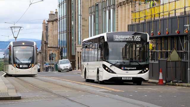 26349 YX20OFS Stagecoach Fife