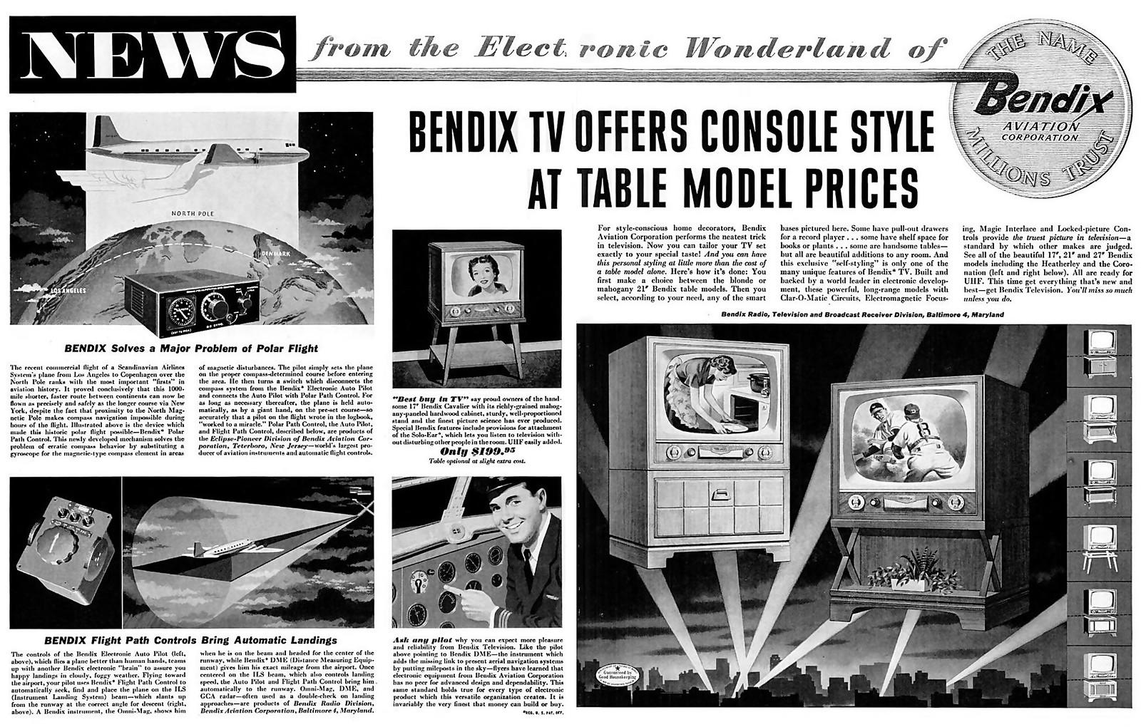 Bendix 1953