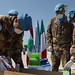 UNIFIL Peacekeepers donate testing kits