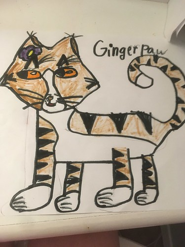 Gingerpaw | by BlogClan