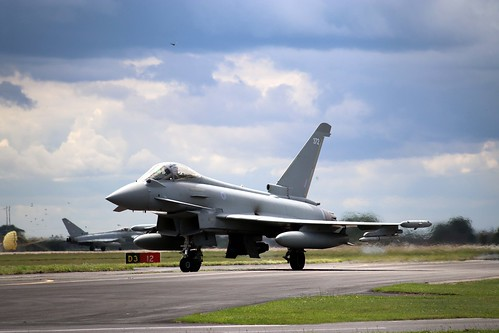 ZK372 Typhoon FGR.4 Coningsby 10-7-20