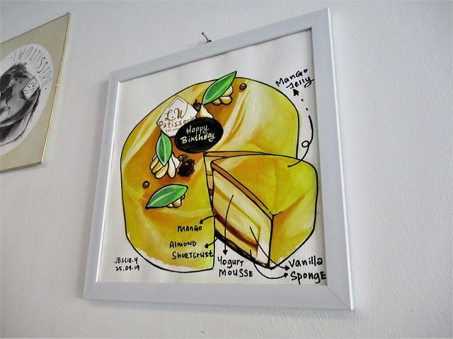 Louis Bakery mango