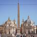 OmoGirando Piazza del Popolo e il Pincio