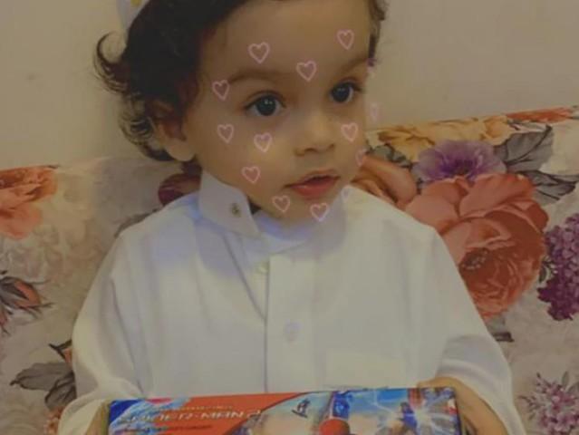 5681 Saudi child dies after swab stick breaks inside his nose