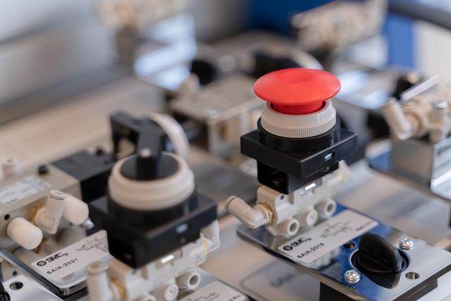 Automatizācijas laboratorija