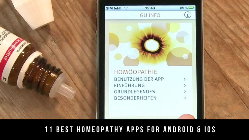 11 Best Homeopathy Apps For Android & iOS