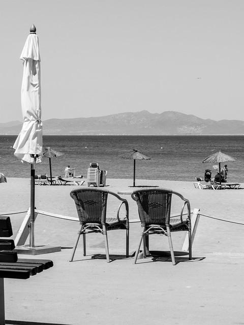 Déconfinement, Costa Brava.
