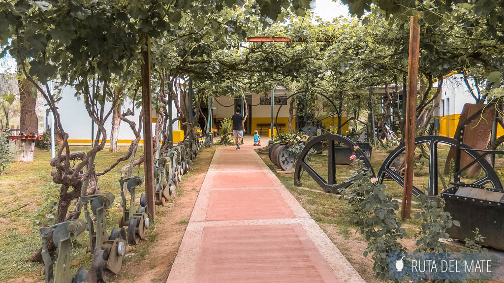 Museo Cable Carril, uno de los lugares que visitar en Chilecito