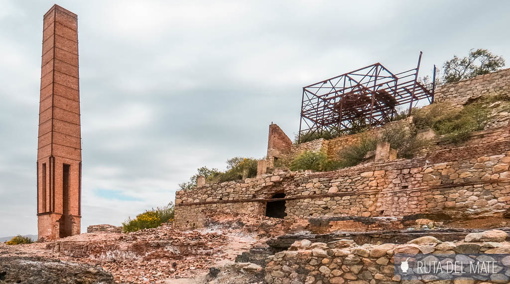 Horno de fundición Santa Florentina, uno de los lugares que ver en Chilecito
