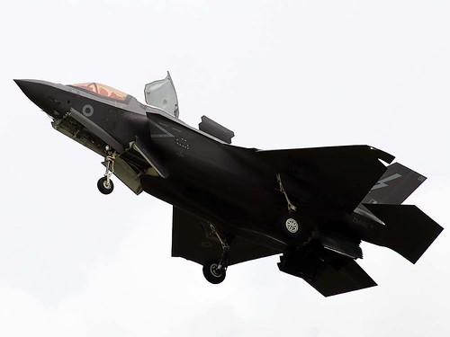 ZM145 011 F-35B Lightning Marham 7-7-20