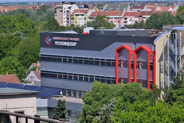 Klinicki centar Vojvodine Urgentni centar
