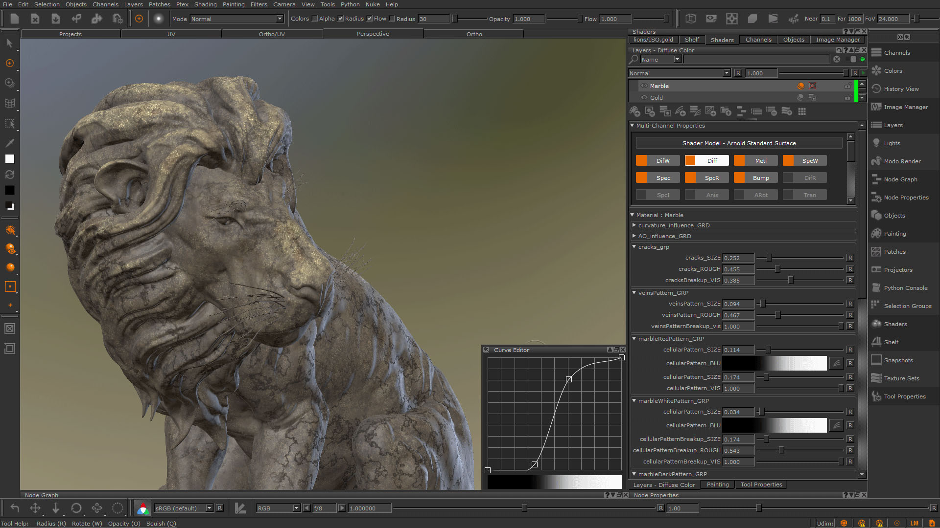 Working with The Foundry Mari 4.6v3 full license