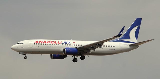 Anadolu Jet, TC-JGB, MSN 29786, Boeing 737-8F2, 04.07.2020, FRA-EDDF, Frankfurt