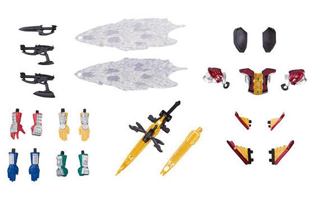 行天之道,總司一切!變身!《假面騎士》掌動「SHODO-X」系列 第 10 彈(SHODO-X 仮面ライダー 10)