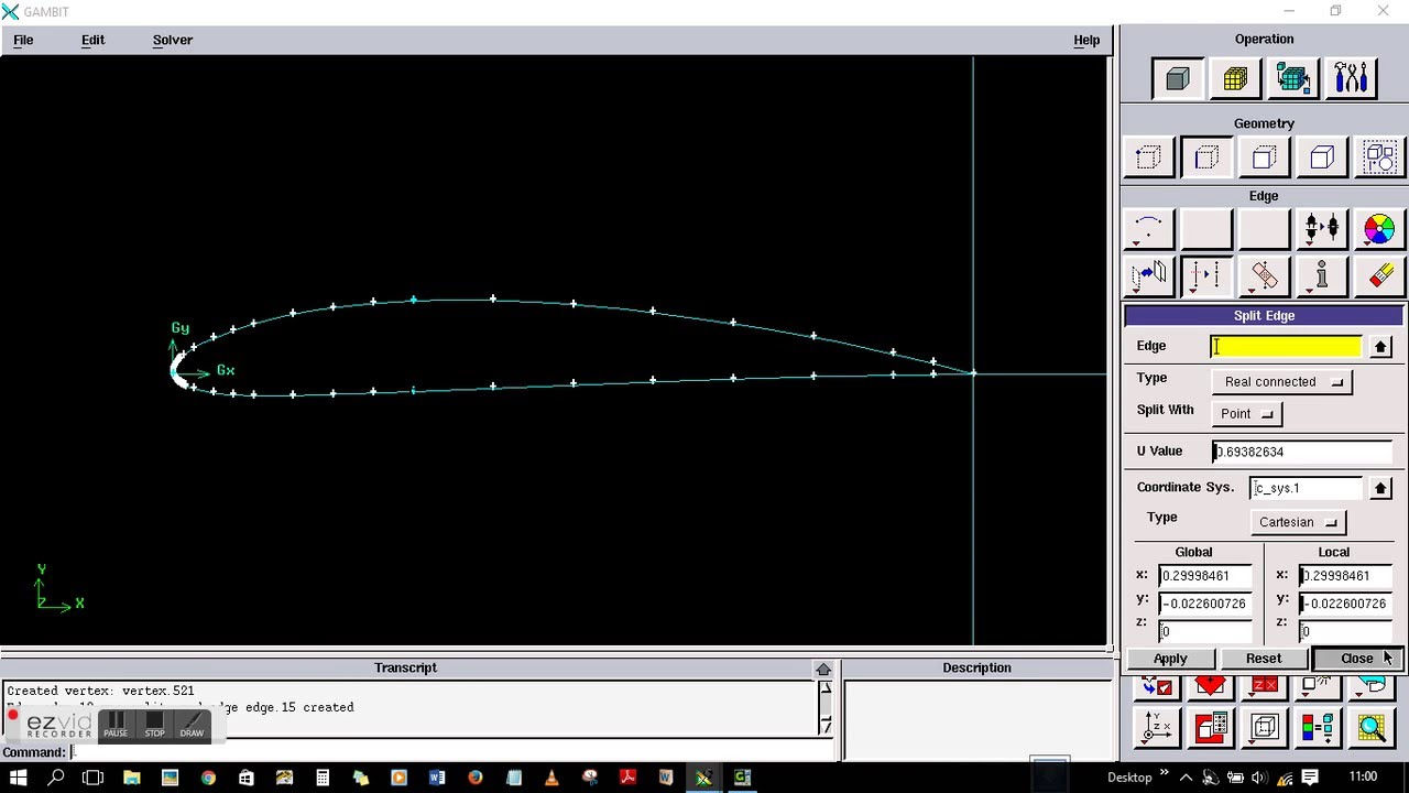 Working with ANSYS GAMBIT 2.4.6