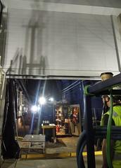RU24 ESL ensimmäisten palorulla-ja liukuovien toimintakokeet