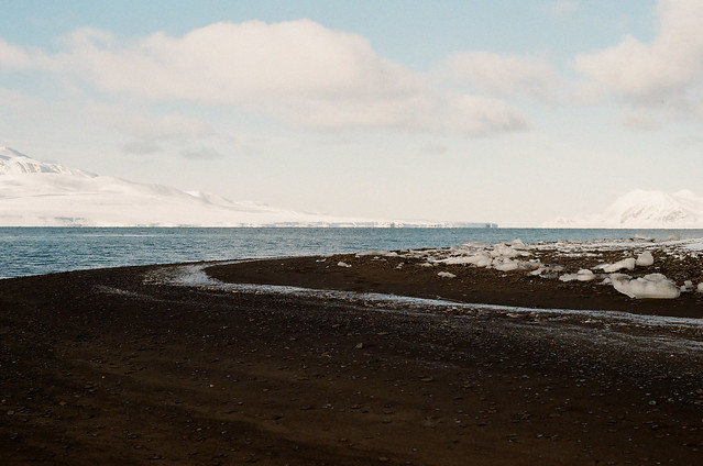 Isfjord, Svalbard