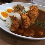 Double Prawwn Curry from Ebi Curry Ten @ Akasaka