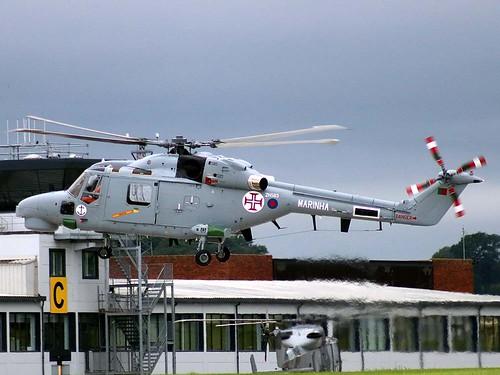 ZH583 Lynx Mk.95A Yeovil 8-7-20
