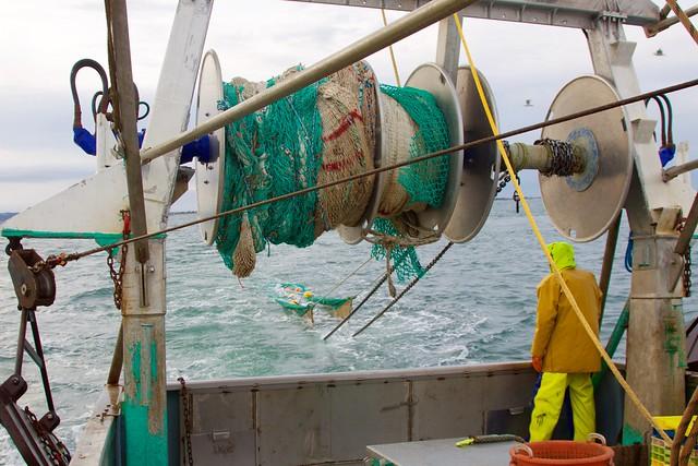 Le travail de la mer