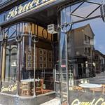 Bruccianis cafe in Preston still closed (?)