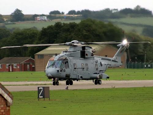ZJ119 C Merlin HC.4 Yeovilton 8-7-20