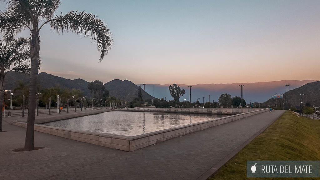 Parque de la Ciudad en Chilecito