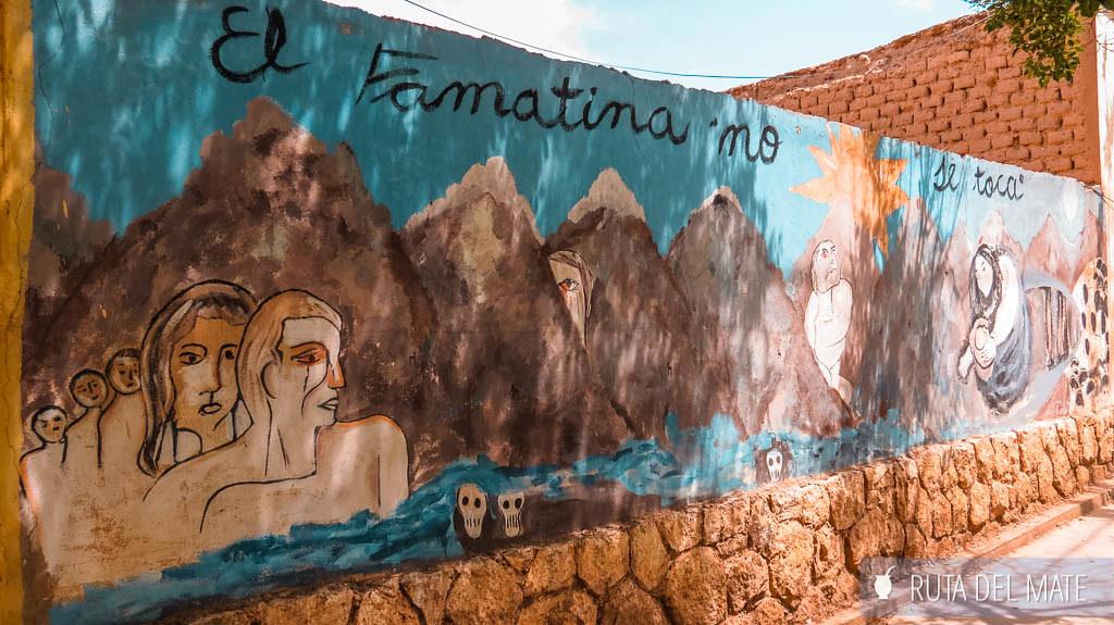 Murales de Famatina